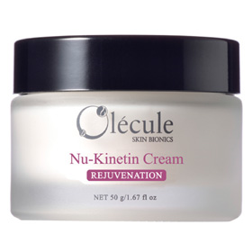 Olecule 奧樂分 乳霜-滋養再造活膚乳霜 Nu-Kinetin Cream