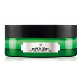 The Body Shop 美體小舖 保養面膜-極緻活顏凍齡面膜