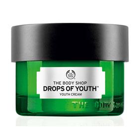 The Body Shop 美體小舖 乳霜-極緻活顏抗老澎潤霜