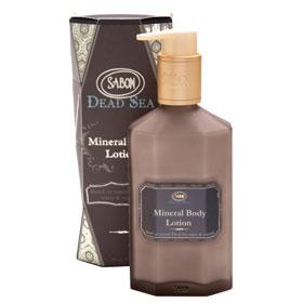 SABON 身體保養-死海晶礦身體乳液