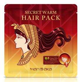HANAKA 花戀肌 髮類系列-摩洛哥溫感修護護髮膜