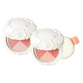 SHISEIDO 資生堂-專櫃 頰彩‧修容-恬蜜花漾雙色頰彩