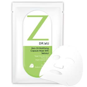DR.WU 達爾膚醫美保養系列 保養面膜-零油光膠囊面膜