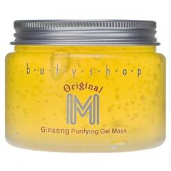 保養面膜產品-人參水晶面膜 Ginseng Purifying Gel Mask