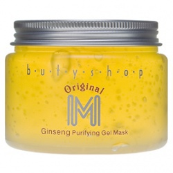 人參水晶面膜 Ginseng Purifying Gel Mask