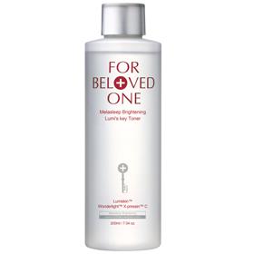 FOR BELOVED ONE 寵愛之名 化妝水-亮白淨化光之鑰化妝水