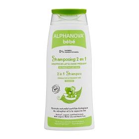 Alphanova 艾蘿若華 嬰幼保養系列-寶貝溫和洗髮露 Bebe Ultra Gentle Shampoo (Tearless)