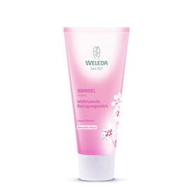 WELEDA 洗顏-甜杏仁舒敏潔顏乳 Almond Soothing Cleansing Lotion