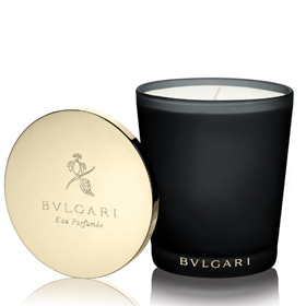 BVLGARI 寶格麗 中性香水-黑茶中性香氛蠟燭