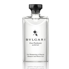 BVLGARI 寶格麗 中性香水-黑茶中性香氛洗髮沐浴膠
