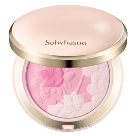 Sulwhasoo 雪花秀 采淡彩妝系列-立體光燦修容盤