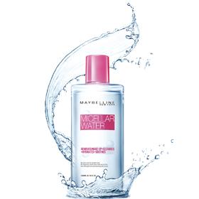 MAYBELLINE媚比琳 臉部卸妝-一拭即淨深層保濕卸妝水