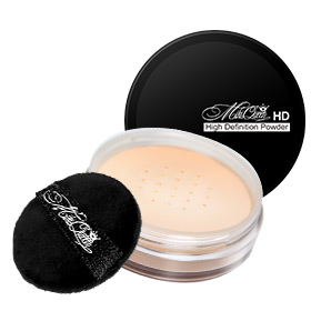 Miki Queen 彩妝系列-高解析清透定妝蜜粉 High Definition Microfinish Powder