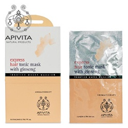 APIVITA 艾蜜塔 護髮-人參滋養修護髮膜(6包入)