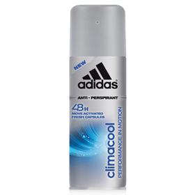 adidas 愛迪達 男用香體噴霧系列-男用動感香氛制汗爽身噴霧