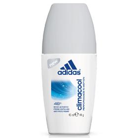 adidas 愛迪達 女用香體噴霧系列-女用動感香氛制汗爽身滾珠