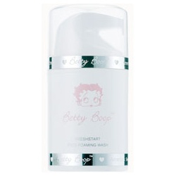Betty Boop -清嫩亮顏泡沫洗顏乳