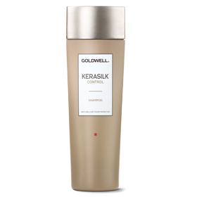 GOLDWELL 歌薇 洗髮-絲馭光質順髮浴 Kerasilk Control Shampoo