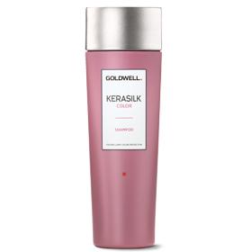 GOLDWELL 歌薇 洗髮-戀色光凝光髮浴 Kerasilk Color Shampoo