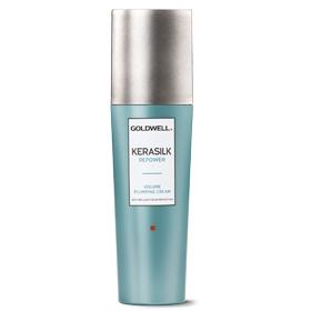 GOLDWELL 歌薇 髮妝‧造型-輕絨光豐盈瞬立髮乳 Kerasilk Repower Volume Plumping Cream