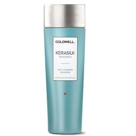 GOLDWELL 歌薇 洗髮-輕絨光煥生能量髮浴 Kerasilk Repower Anti-hairloss Shampoo