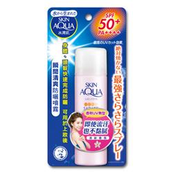 水潤肌瞬間清爽防曬噴霧-清新香氛SPF50+/PA++++