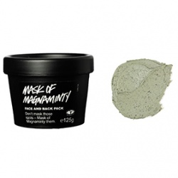 LUSH 清潔面膜-清爽薄荷面膜 Mask of Magnaminty