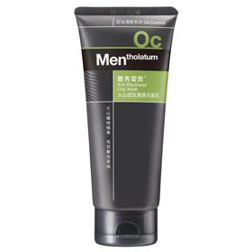 MENTHOLATUM 曼秀雷敦 男士系列-火山泥抗黑頭洗面乳