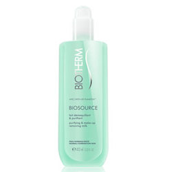 礦泉爽膚卸妝乳 BIOSOURCE Purifying & Make-up Removing Milk - Normal/Combination Skin