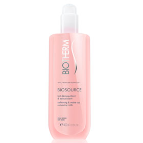 Biotherm 碧兒泉 礦泉柔膚系列-礦泉柔膚卸妝乳 BIOSOURCE Softening & Make-up Removing Milk - Dry Skin