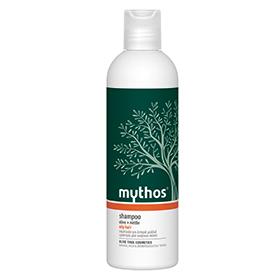 Mythos 米索思 洗髮-橄欖+蕁麻菁萃舒緩輕盈洗髮精