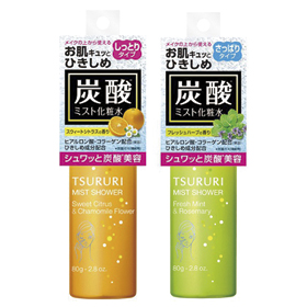 BCL  TSURURI小鼻系列-小鼻碳酸保濕噴霧