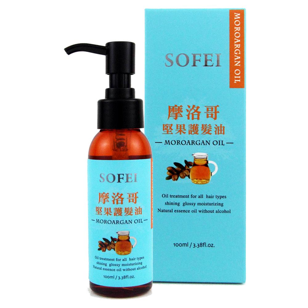 SOFEI 舒妃 舒妃系列-摩洛哥堅果護髮油