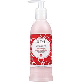 OPI 身體保養-蔓越莓果浴乳液