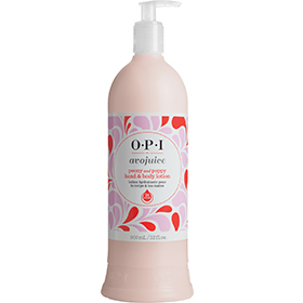 OPI 身體保養-罌粟花園果浴乳液