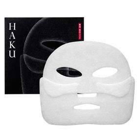 SHISEIDO 資生堂-專櫃 驅黑淨白系列-驅黑淨白面膜3D