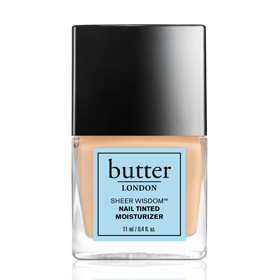 butter LONDON 指甲油-裸感光癮潤甲油