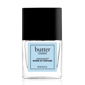 butter LONDON 指甲油-持久閃耀護色油 Hardwear Shine UV Topcoat