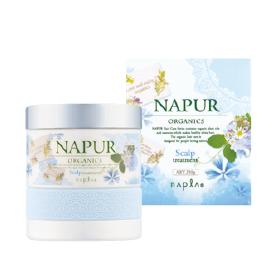 napla 娜普菈 護髮-澄淨頭皮清爽型護髮乳 NAPUR SCALP TREATMENT