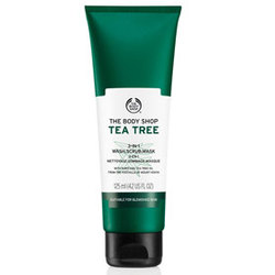 茶樹3效淨膚-磨砂-面膜