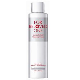 FOR BELOVED ONE 寵愛之名 杏仁酸系列-杏仁酸輕煥膚化妝水