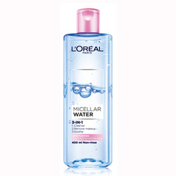 三合一卸妝潔顏水(保濕型)