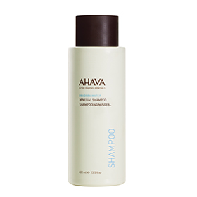 AHAVA 愛海珍泥 愛海礦水系列-愛海礦水洗髮精 MINERAL SHAMPOO