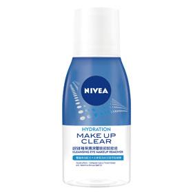 NIVEA 妮維雅 眼唇卸妝-保濕深層眼部卸妝液