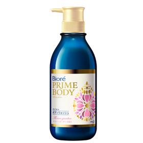 Biore 蜜妮 弱酸洗面乳、沐浴乳系列-極緻精華油沐浴乳