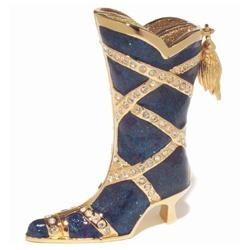 Estee Lauder 雅詩蘭黛 固體香精系列-霓采天堂幸運靴固體香精 Beyond Paradise Blue Boots