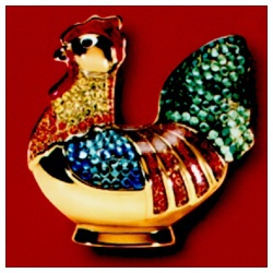 我心深處尊貴雞固體香精 Intuition Rooster