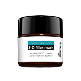dr.brandt-3-D超彈肌豐潤面膜 needles no more 3-D filler mask