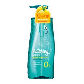 Kerasys 可瑞絲 洗髮系列-海洋純淨無矽靈頭皮活力洗髮精