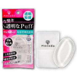 mocodo透明粉撲 mocodo Transparent Gel Sponge
